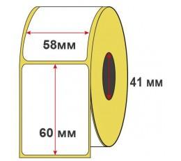 Термоэтикетка ЭКО 58x60